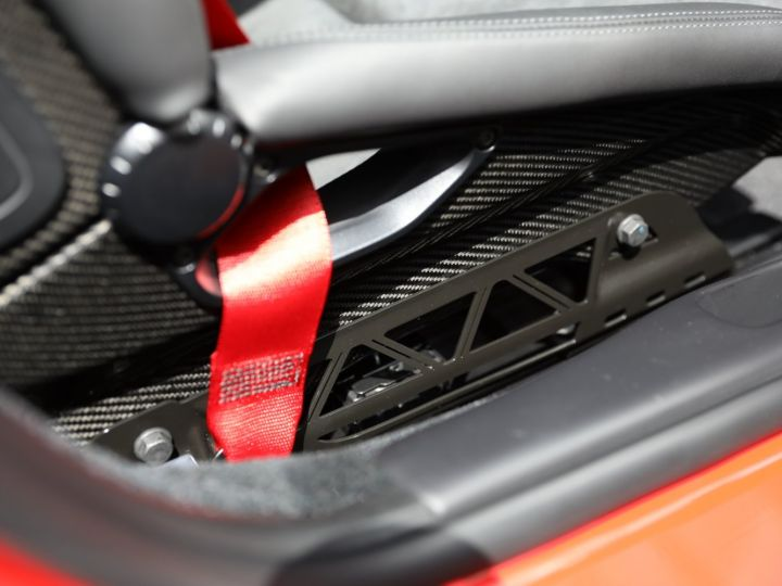 Porsche Boxster PORSCHE 987 BOXSTER SPYDER 320CV BOITE MECANIQUE AVEC 181 KMS D ORIGINE !!!! Rouge Indien - 34