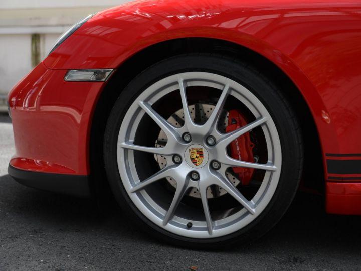 Porsche Boxster PORSCHE 987 BOXSTER SPYDER 320CV BOITE MECANIQUE AVEC 181 KMS D ORIGINE !!!! Rouge Indien - 14
