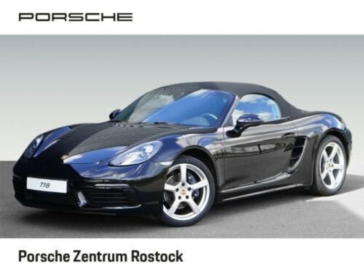 Porsche Boxster Porsche Boxster 2,0L 300 Cv , Cabriolet Volant et Siège chauffant/Garantie 12 Mois noir - 1