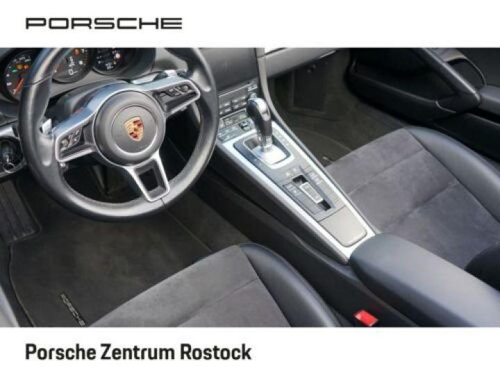 Porsche Boxster Porsche Boxster 2,0L 300 Cv , Cabriolet Volant et Siège chauffant/Garantie 12 Mois noir - 2