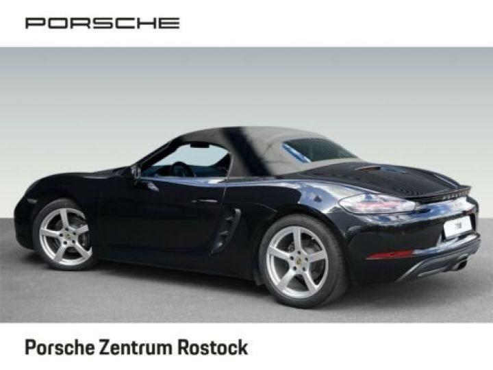 Porsche Boxster Porsche Boxster 2,0L 300 Cv , Cabriolet Volant et Siège chauffant/Garantie 12 Mois noir - 4