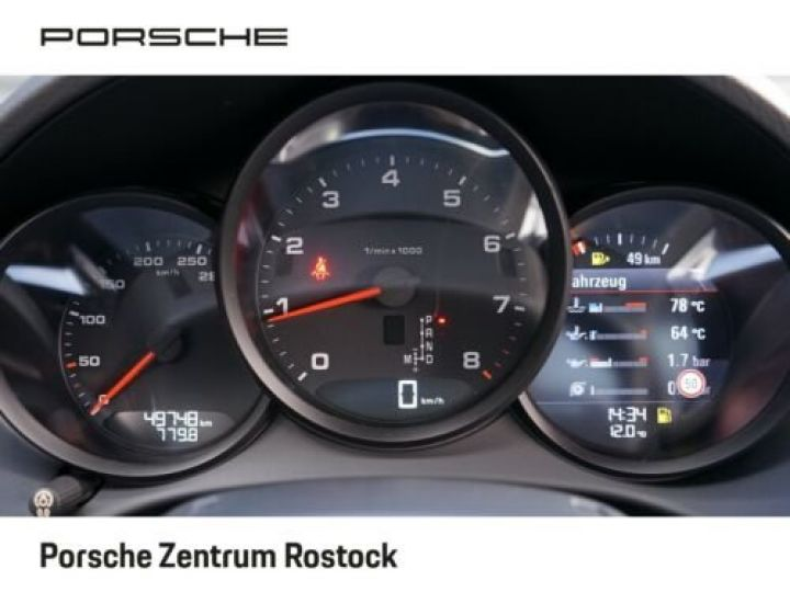 Porsche Boxster Porsche Boxster 2,0L 300 Cv , Cabriolet Volant et Siège chauffant/Garantie 12 Mois noir - 9