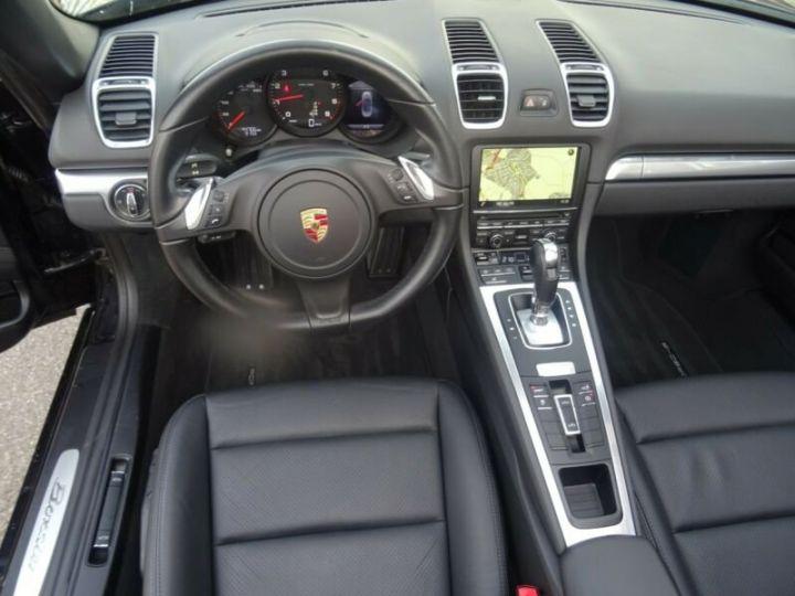 Porsche Boxster Porsche Boxster 2.7i 265 ch PDK/BiXenon/GPS/Garantie 12Mois  Noir - 2