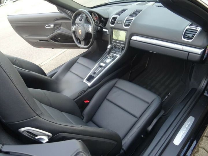 Porsche Boxster Porsche Boxster 2.7i 265 ch PDK/BiXenon/GPS/Garantie 12Mois  Noir - 5