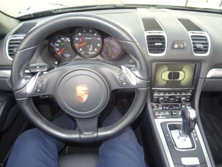 Porsche Boxster Porsche Boxster 2.7i 265 ch PDK/BiXenon/GPS/Garantie 12Mois  Noir - 9