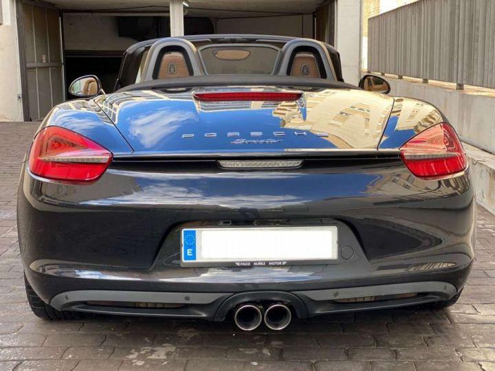 Porsche Boxster Porsche Boxster 2.7i 265 ch PDK GARANTIE 12 MOIS Noir - 4