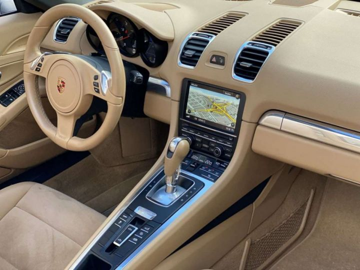 Porsche Boxster Porsche Boxster 2.7i 265 ch PDK GARANTIE 12 MOIS Noir - 6