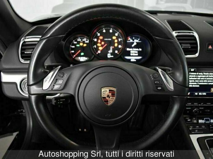 Porsche Boxster Porsche Boxster 2.7i 265 ch PDK/ GPS/GARANTIE 12 MOIS  Noir - 4