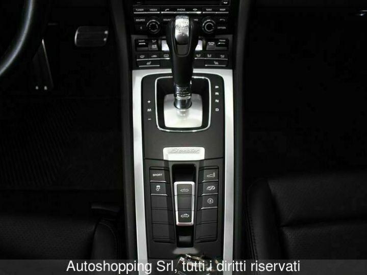 Porsche Boxster Porsche Boxster 2.7i 265 ch PDK/ GPS/GARANTIE 12 MOIS  Noir - 9