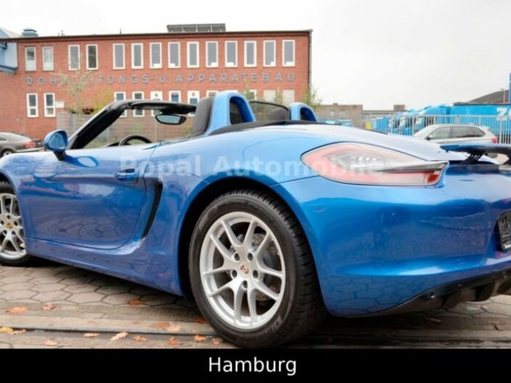 Porsche Boxster PORSCHE BOXSTER 2,7I 265CV BVA PKD/PACK BOSE/GARANTIE 12 MOIS bleu - 3