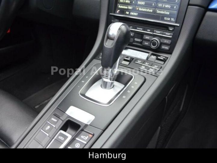 Porsche Boxster PORSCHE BOXSTER 2,7I 265CV BVA PKD/PACK BOSE/GARANTIE 12 MOIS bleu - 5