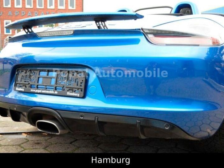 Porsche Boxster PORSCHE BOXSTER 2,7I 265CV BVA PKD/PACK BOSE/GARANTIE 12 MOIS bleu - 9