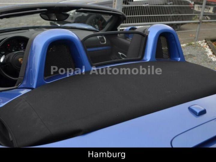 Porsche Boxster PORSCHE BOXSTER 2,7I 265CV BVA PKD/PACK BOSE/GARANTIE 12 MOIS bleu - 12