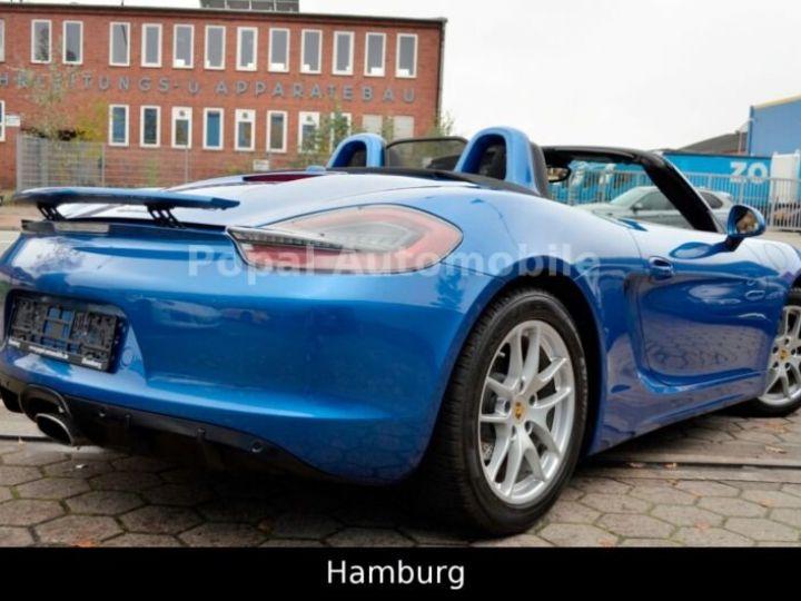 Porsche Boxster PORSCHE BOXSTER 2,7I 265CV BVA PKD/PACK BOSE/GARANTIE 12 MOIS bleu - 13