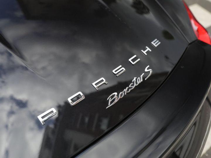 Porsche Boxster PORSCHE BOXSTER 981 S PDK Noir - 11