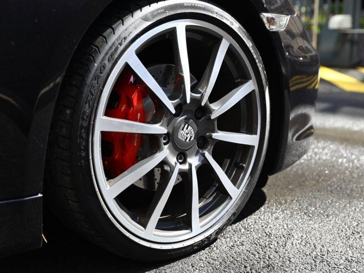 Porsche Boxster PORSCHE BOXSTER 981 S PDK 315 CV /PSE/ CHRONO /PASM / FULL /FRANCE Noir - 11