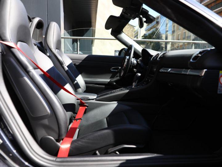 Porsche Boxster PORSCHE BOXSTER 981 S PDK 315 CV /PSE/ CHRONO /PASM / FULL /FRANCE Noir - 16