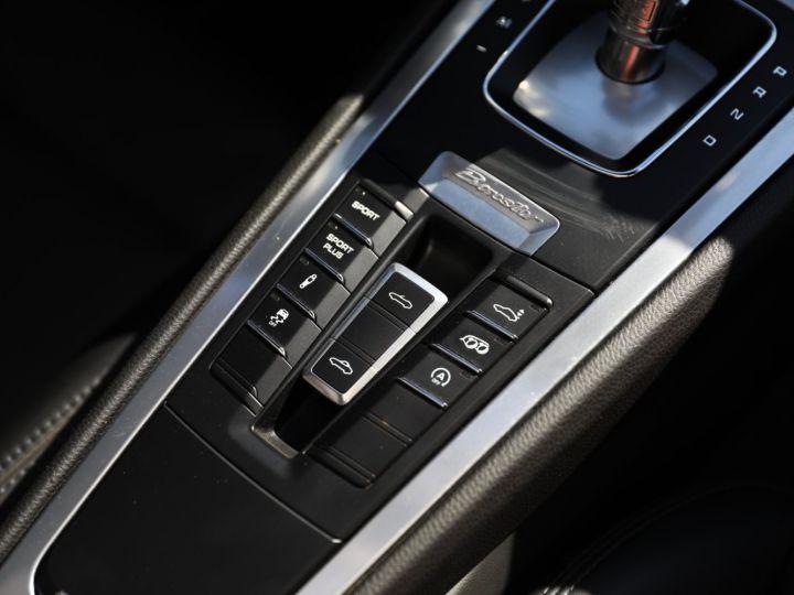 Porsche Boxster PORSCHE BOXSTER 981 S PDK 315 CV /PSE/ CHRONO /PASM / FULL /FRANCE Noir - 20