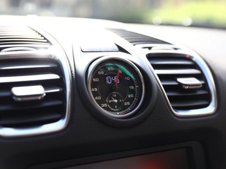 Porsche Boxster PORSCHE BOXSTER 981 S PDK 315 CV /PSE/ CHRONO /PASM / FULL /FRANCE Noir - 30
