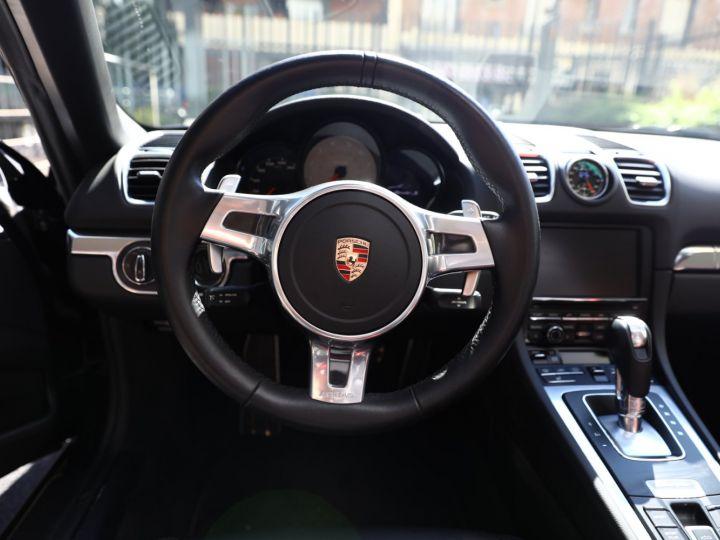 Porsche Boxster PORSCHE BOXSTER 981 S PDK 315 CV /PSE/ CHRONO /PASM / FULL /FRANCE Noir - 32