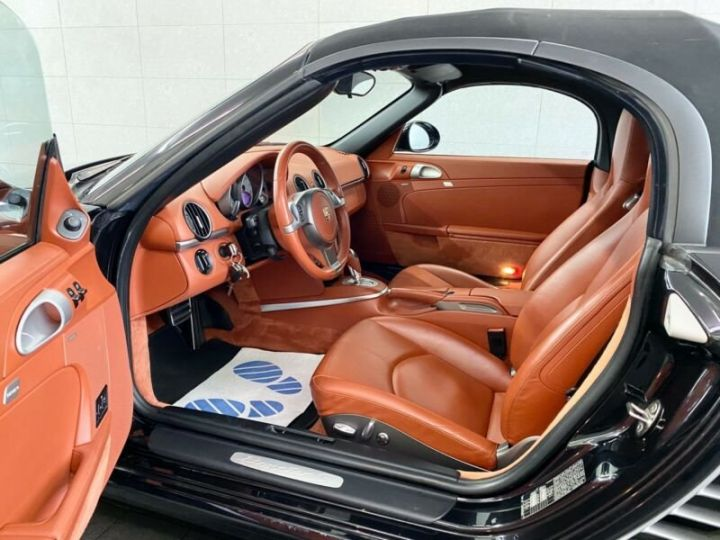Porsche Boxster Porsche Boxster S 3,4  310 BVA PDK/BOSE/Bi-Xenon/GPS/Garantie 36 Mois noir - 4