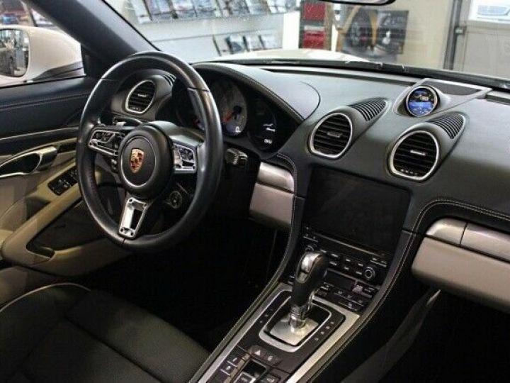 Porsche Boxster Porsche Boxster S 718  2,5L 350 cv PDK7/Garantie 12 Mois Blanc - 2