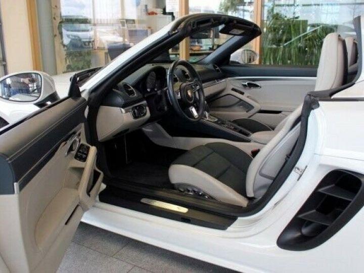 Porsche Boxster Porsche Boxster S 718  2,5L 350 cv PDK7/Garantie 12 Mois Blanc - 5