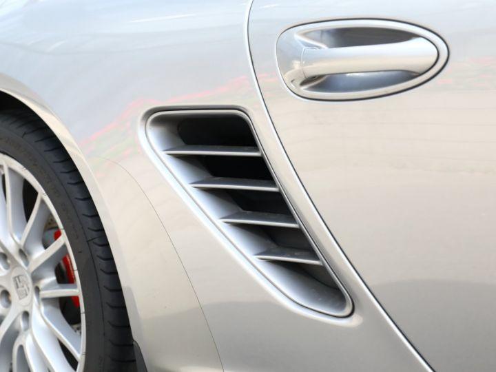 Porsche Boxster PORSCHE BOXSTER S 987 RS60 / BVM / NO 652 1960 / SUPERBE Gris Gt - 8