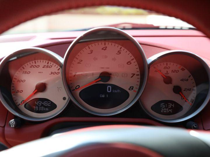 Porsche Boxster PORSCHE BOXSTER S 987 RS60 / BVM / NO 652 1960 / SUPERBE Gris Gt - 15