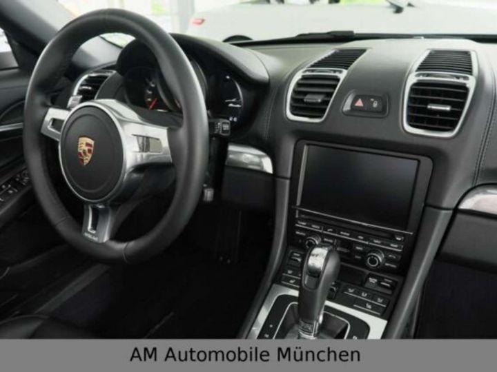 Porsche Boxster Porsche Boxster S PDK Sportabgas Vollleder PASM / GARANTIE 12 MOIS  Gris  - 3