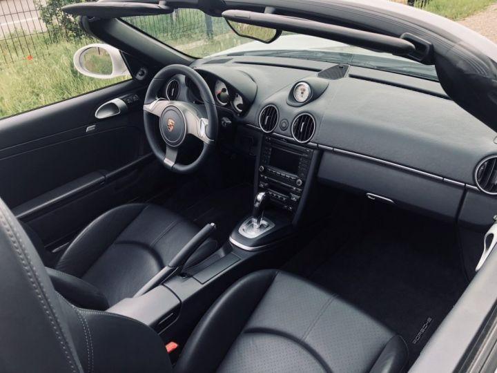 Porsche Boxster S Blanc - 2