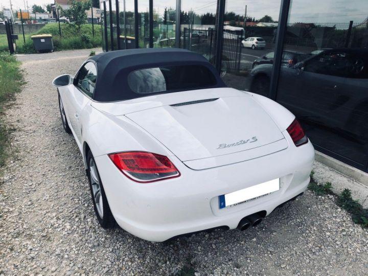 Porsche Boxster S Blanc - 5