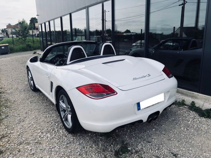Porsche Boxster S Blanc - 9