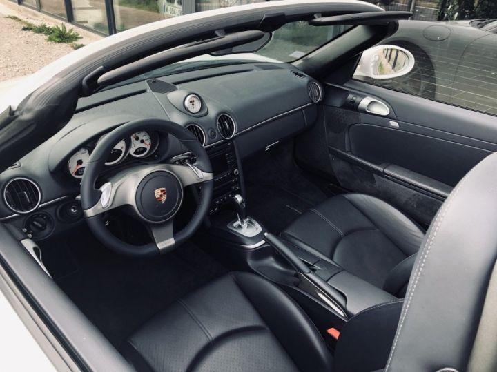 Porsche Boxster S Blanc - 11