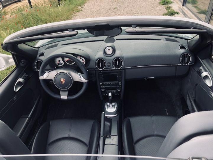 Porsche Boxster S Blanc - 12