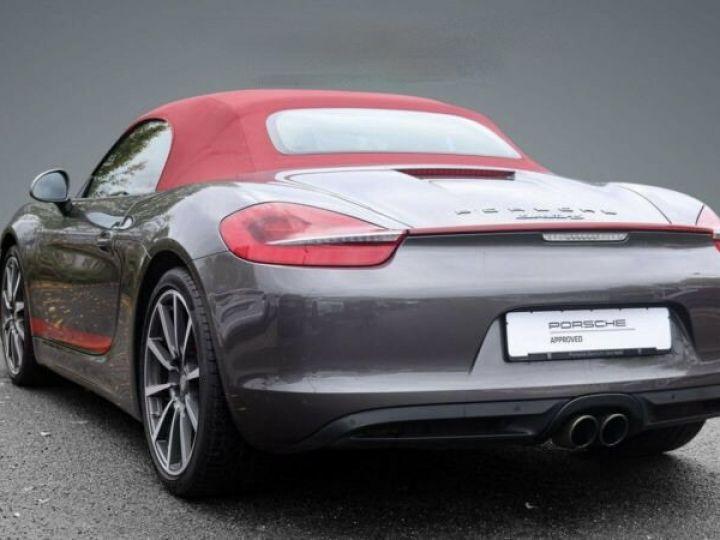Porsche Boxster S  gris  - 2