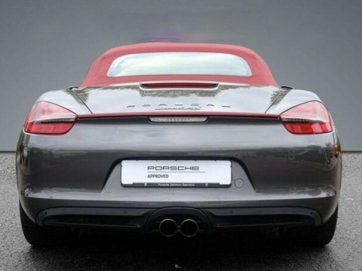 Porsche Boxster S  gris  - 6