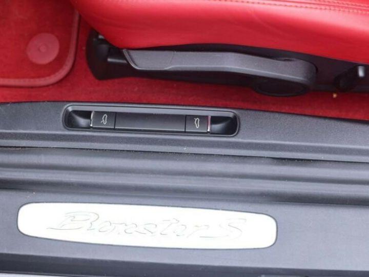 Porsche Boxster S  gris  - 13