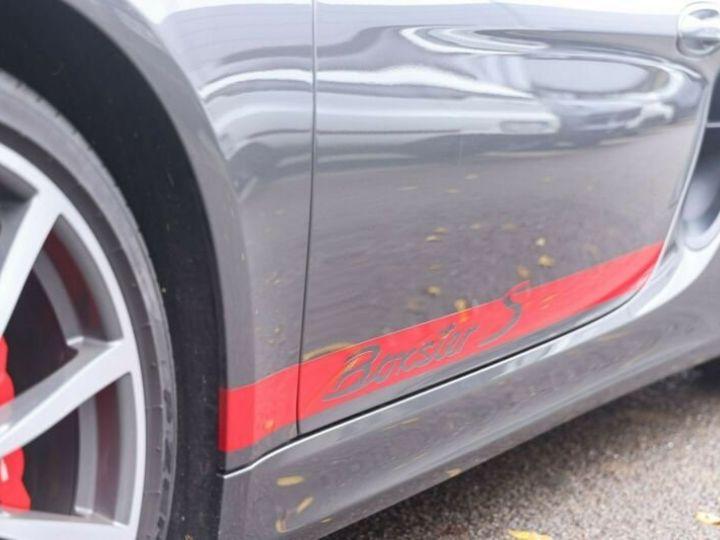 Porsche Boxster S  gris  - 14
