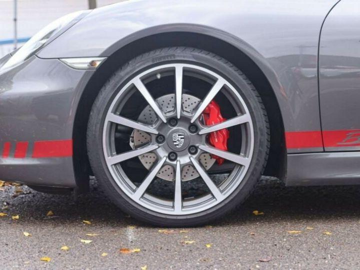 Porsche Boxster S  gris  - 16