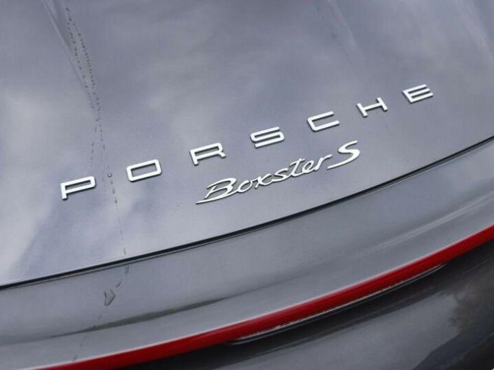 Porsche Boxster S  gris  - 17