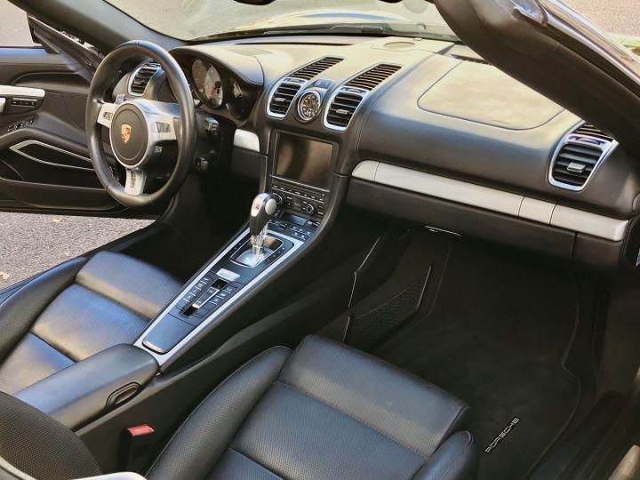 Porsche Boxster S 3.4 315 Cv PDK Full Noir - 11