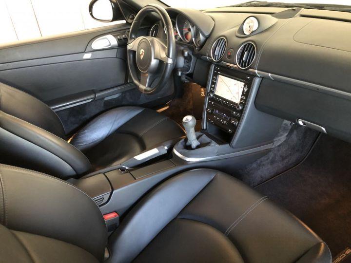 Porsche Boxster S 987 3.4 310 CV BV6 Noir - 6