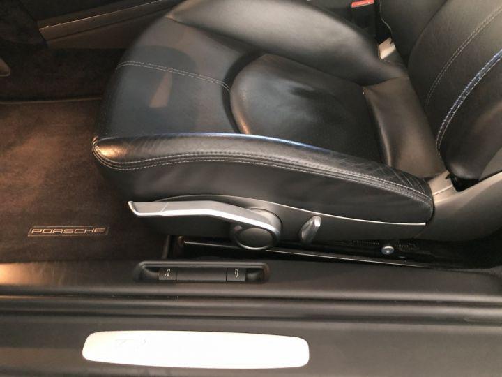 Porsche Boxster S 987 3.4 310 CV BV6 Noir - 9