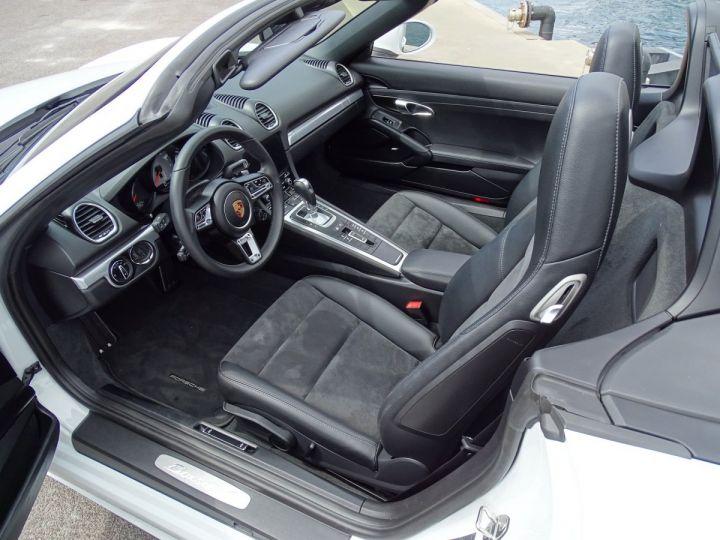 Porsche Boxster S TYPE 718 PDK 350 CV - MONACO  Blanc - 7