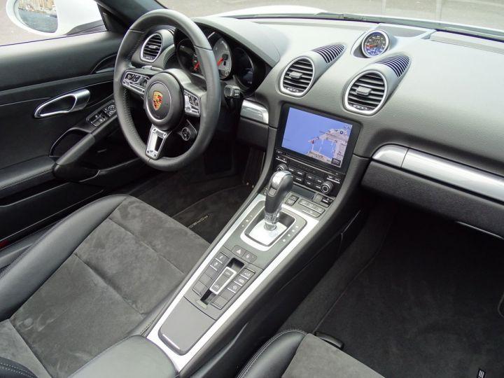 Porsche Boxster S TYPE 718 PDK 350 CV - MONACO  Blanc - 10