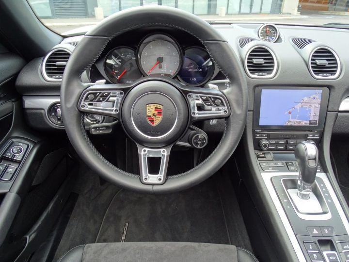 Porsche Boxster S TYPE 718 PDK 350 CV - MONACO  Blanc - 12