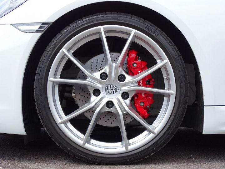 Porsche Boxster S TYPE 718 PDK 350 CV - MONACO  Blanc - 19