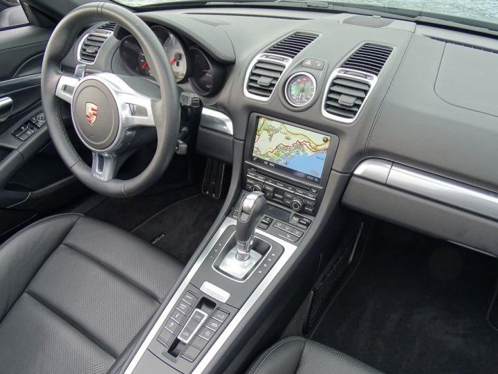 Porsche Boxster S TYPE 981 PDK 315 CV - MONACO Noir - 10