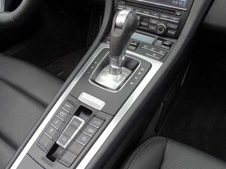 Porsche Boxster S TYPE 981 PDK 315 CV - MONACO Noir - 11